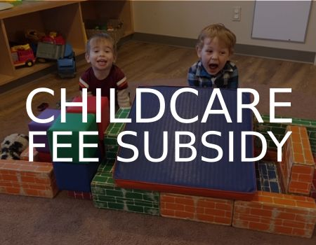 childcare fee subsidy